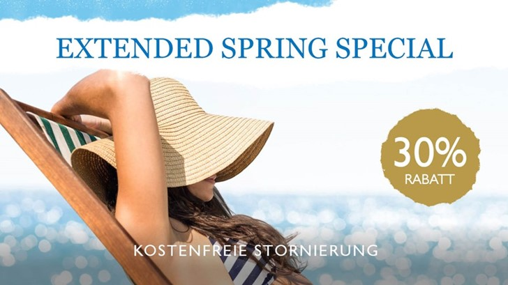 Extended Spring Special