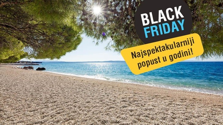 Black Friday - ekskluzivne pogodnosti