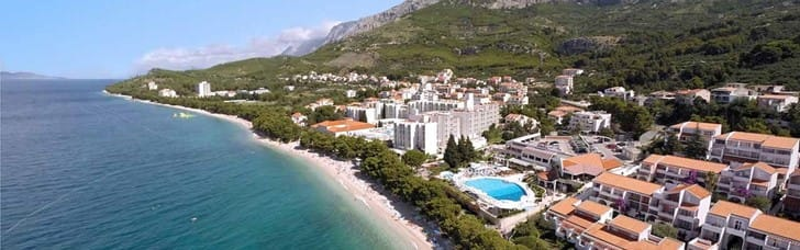 No questions asked – Tučepi and Makarska Riviera are one of the most popular holiday spots